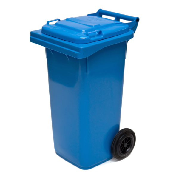 80L_blue_complete_reverse Small Recycling Bins For Kitchen